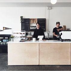 Espresso bar at @banditcoffeeco in Saint Petersburg, Florida #acmecups #specialtycoffee #acmeforlife  (at Bandit Coffee Co.)