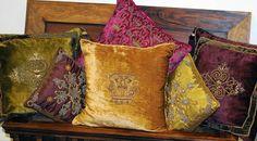 Paoletti cushions