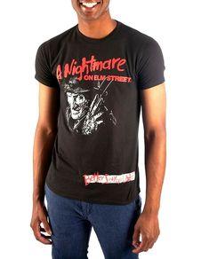 bd4050fb165c Freddy Krueger T-shirt A Nightmare On Elm Street horror Official M L XL 2XL  NWT