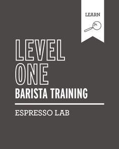 Pilot Coffee barista training