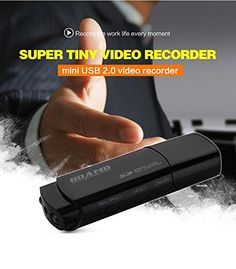 4d4b154aea8de Amazon.com   YRLIN - 1080P Spy USB Disk Hidden Camera Night Vision HD U  disk Mini DVR USB Flash Drive Spy Camera   Camera   Photo