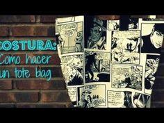 Costura: Cómo hacer un tote bag original