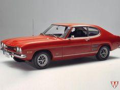 Ford Capri 2000 GT (1969-1972)