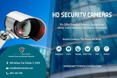 Now get monitoring cover for your home, industrial and commercial premises with HD security cameras that are professionally tailored to suit your budget. Home Security Tips, Wireless Home Security Systems, Security Alarm, Safety And Security, Security Camera, Security Equipment, Home Protection, Home Defense, Home Safety