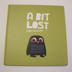 A bit lost, cutest book! Len & Ryder love when I do silly voices and be dramatic.