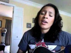 """Send Me The Moon"" - Sara Bareilles Cover"