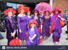 Red Hat Ladies, Ladies Luncheon, Red Hat Society, Red Hats, Harajuku, Pride, Lady, Google, Image
