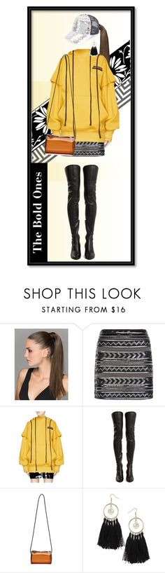 """""""Look at Me!"""" by nisak-tf ❤ liked on Polyvore featuring Cres. e Dim., Yves Saint Laurent, Building Block, Miss Selfridge, girlpower, Hoodies, contestentry, airportstyle and powerlook"""