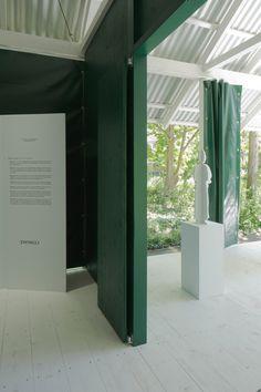 Nach allen Seiten offen - Schweizer Pavillon der Reformation in Wittenberg