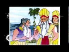 Chuyện cổ tích Việt Nam - Sự tích trầu cau và Chuyện nàng công chúa tai lừa