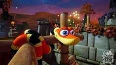 Snake Pass composer David Wise discusses how he got involved with the project and his approach