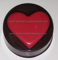 Heart chocolate covered Oreo®
