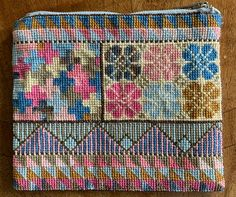 Needlepoint, Needlework, Diy And Crafts, Folk, Cross Stitch, Embroidery, Quilts, Blanket, Sewing