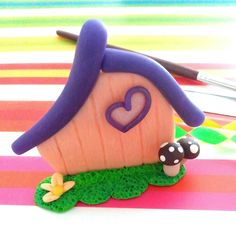 Fairy house...Little bit of magic with us everyday ;) contact me to order or for any informations.