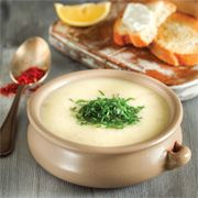 Terbiyeli kereviz çorbası