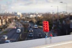 The Little People Project by Slinkachu