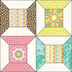 Celebrate our 200th Anniversary with a Spool Quilt Quilt Along!   Sewing Secrets - A Blog by Coats & Clark