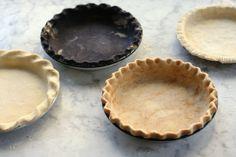 Flavored pie dough via @KingArthurFlour