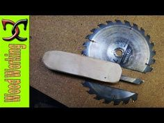 DIY Carbide Parting Tool - YouTube