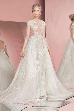 Los 100 vestidos de novia más hermosos y encantadores para el 2016: ¡Encuentra el tuyo! Image: 85