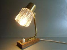 """kultige Lampe 60er Jahre """"Tischlampe""""  von MaDütt auf DaWanda.com"""
