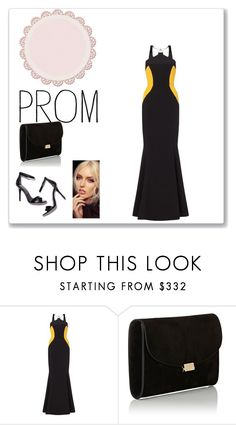 """""""prom"""" by ange-borba ❤ liked on Polyvore featuring Ariella, Mansur Gavriel and Charlotte Tilbury"""