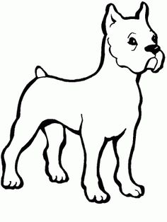 Dogs Dog9 Animals Coloring Pages