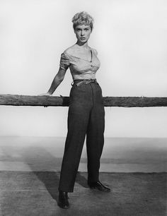 Janet Leigh - The Naked Spur (1953)