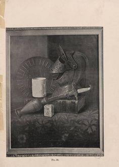 """Executrix's sale catalogue of exquisite examples in still life being oil paintings by the late William Michael Harnett. Rare Books in the Thomas J. Watson Library Collection. The Metropolitan Museum of Art, New York. Thomas J. Watson Library (b15721243) 