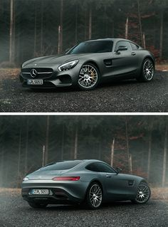 { The Mercedes-AMG GT S } @Xdiamondmeek
