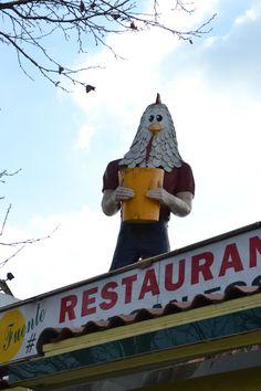 Chicken Boy: Highland Park, CA