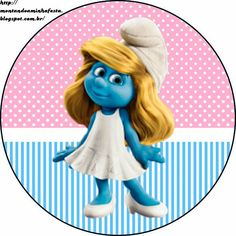Riding my party: The Smurfs 2 - Girls Bottle Cap Images, Christmas Centerpieces, Party Packs, Betty Boop, Party Printables, Holidays And Events, Cartoon Characters, Lilo And Stitch, Goody Bags