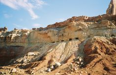 Desolation Canyon, Utah | 10-17-2013 02-T_Boden_Uranium mines, Emery County. Dirty Devil 1# and ...