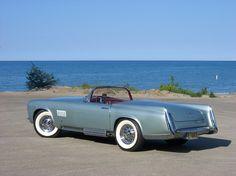 1955 Chrysler Ghia Falcon Concept Car