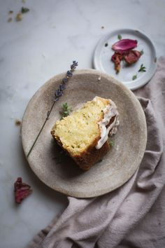 Herbes de Provence and rose olive oil cake   Local Milk