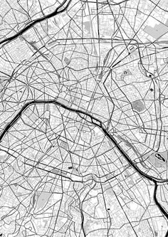 Cartography - Paris
