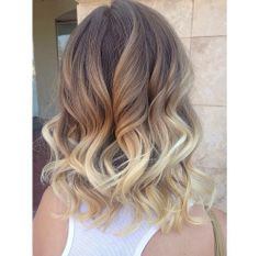 Tie and Dye #hairstyle#hair#tieanddye#carlabikini