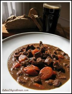 Beef and #Guinness #Stew
