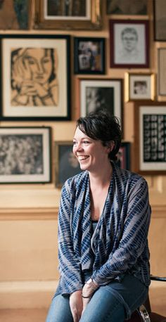 Olivia Colman. Watch her in: ShakespeaRe-Told: Much Ado About Nothing, Doctor Who, The Iron Lady, The Thirteenth Tale, Broadchurch, The Night Manager