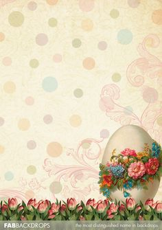 FabVinyl Easter Egg Layered With Flowers Backdrop is for fancy Easter portraits, parties, and important events. Stencil Art, Stencils, Easter Backdrops, Vintage Easter, Photography Backdrops, Easter Eggs, Layers, Fancy, Wallpaper