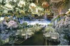 Turn your indoor wedding place to be your ever after dream place | Project by Suryanto Decoration http://www.bridestory.com/suryanto-decoration/projects/wedding-decoration-grand-indonesia-kempinski