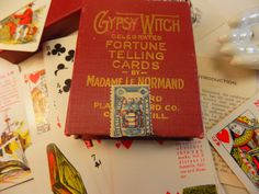 tarot FORTUNE TELLING 1900s Madame Lenormand by CaitiesFleaCircus