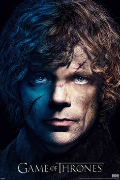 Póster Juego de Tronos. Tyrion Lannister, cara