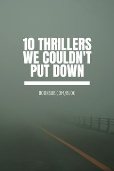 Reader recommended creepy thriller books to read next. #thrillers #bookfans #books