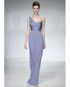 Amsale Bridesmaid Dress Spring 2012