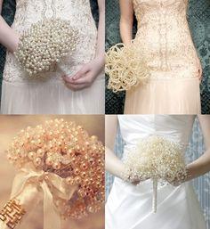 Vestidos de noivas com pérolas! Inspire-se! - Beta Lotti