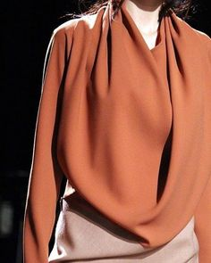 Support Surface // Terracotta Blouse