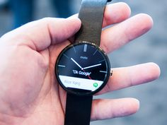 I am completely excited and so ready for the #Moto360 smart watch! (Totally going to replace that wristband, though.) #AndroidWear #Moto X+1