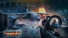 Sniper Fury per iOS e Android: guarda il trailer di lancio