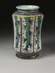 Drug jar | Cantagalli, Ulisse | V&A Search the Collections